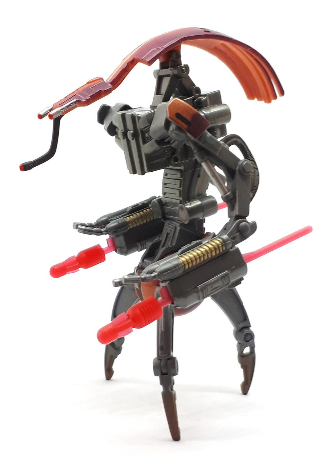 Star Wars 44 Action Figure Revenge Of The Sith Destroyer Droid Action Figures