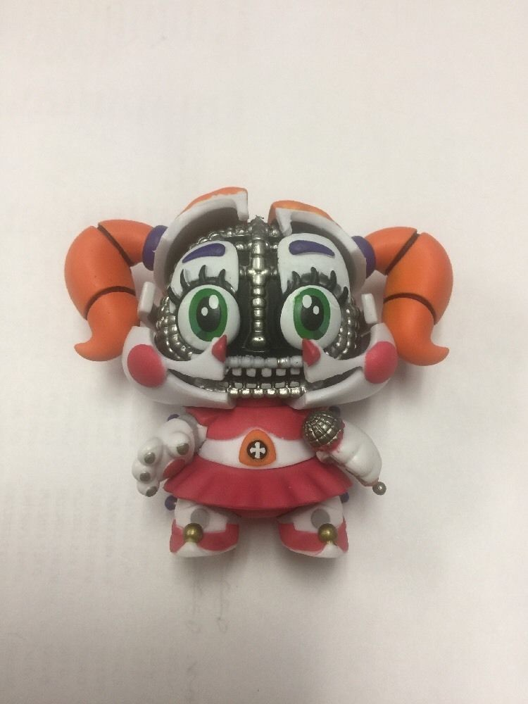 Jumpscare Baby Mystery Minis Five Nights At Freddys
