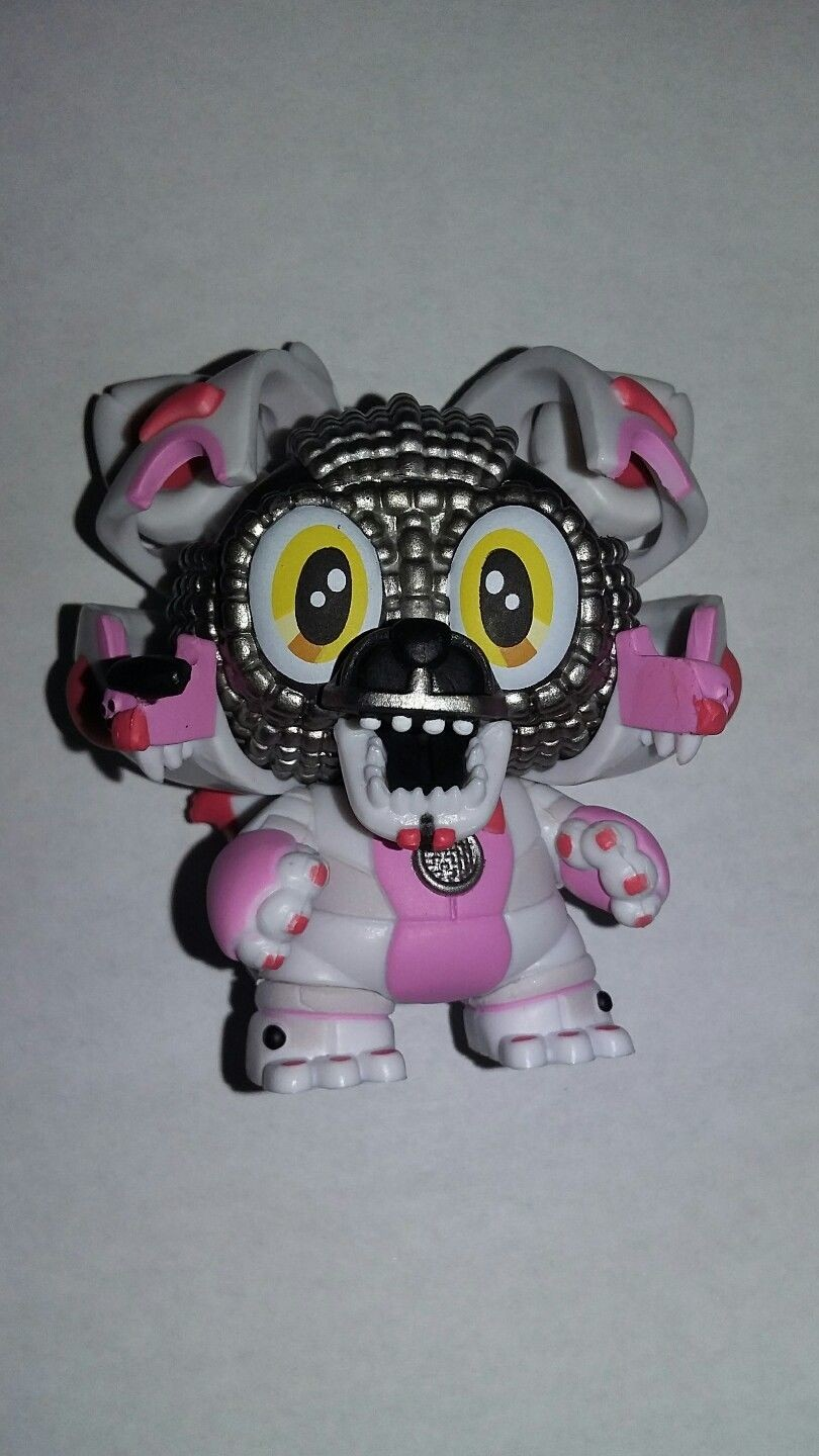 Jumpscare Funtime Foxy - Mystery Minis Five Nights At