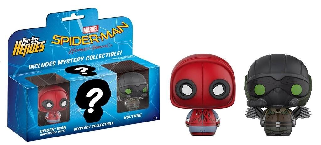 Pint Size heroes funko Marvel Black suit Spiderman Symbiote