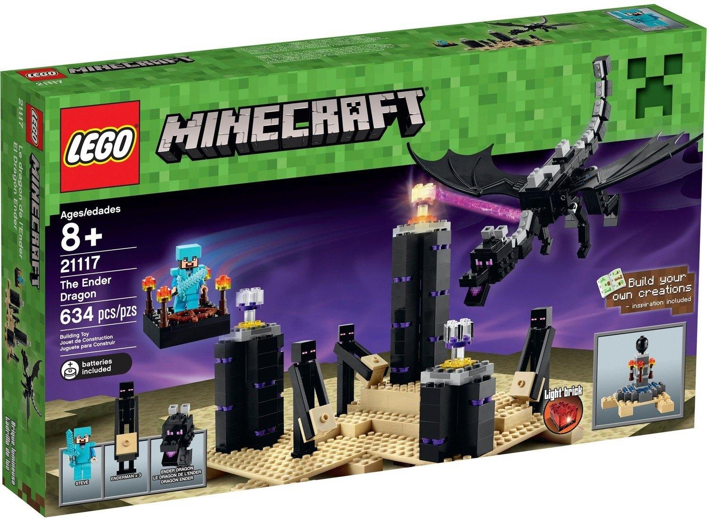 The Minecraft 21117 Ender Lego Dragon mOv8n0Nw
