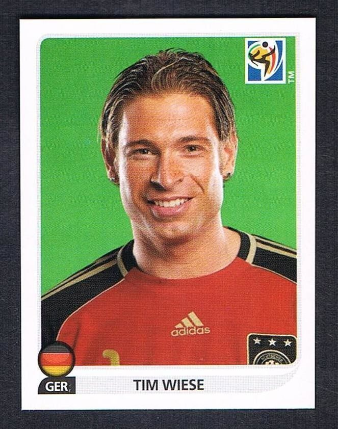 Panini 264 Heiko Westermann Deutschland FIFA WM 2010 Südafrika