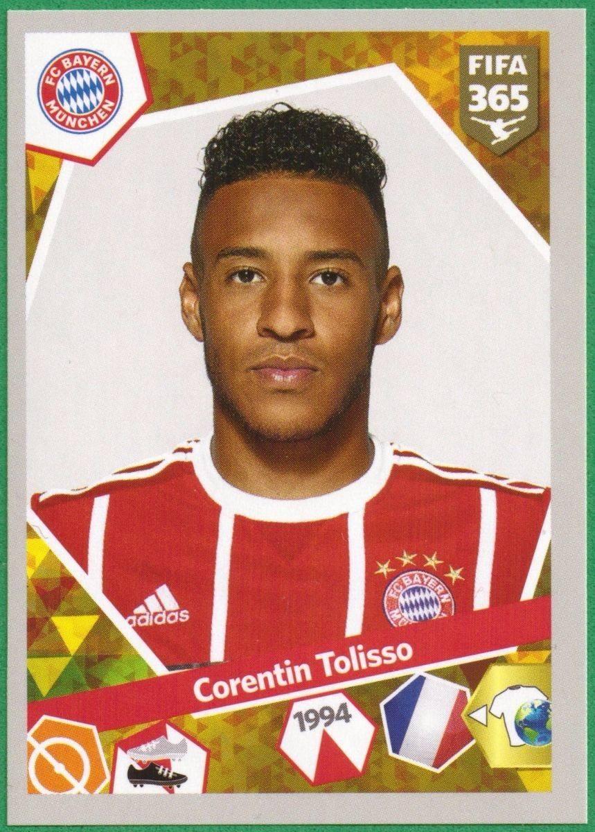 Maillot Domicile FC Bayern München Corentin Tolisso