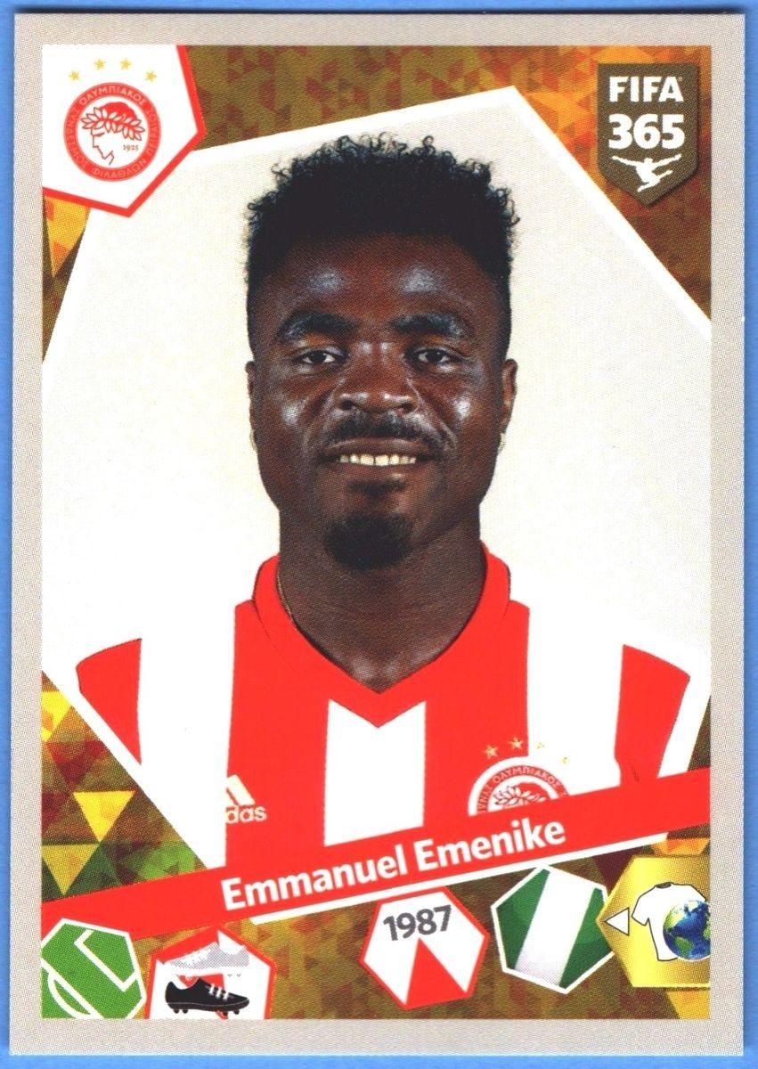 Emmanuel Emenike Olympiacos FC Fifa 365 2018