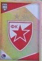 Fc Crvena Zvezda Logo Fc Crvena Zvezda Fifa 365 2018