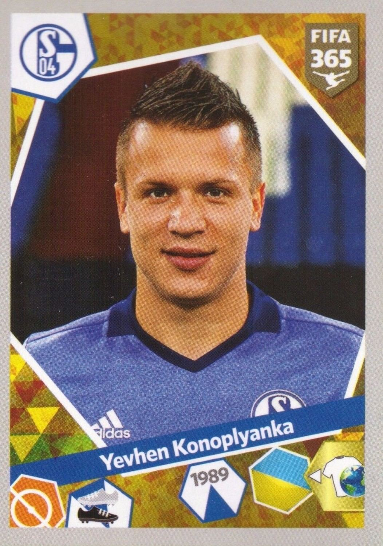 Yevhen Konoplyanka FC Schalke 04 Fifa 365 2018