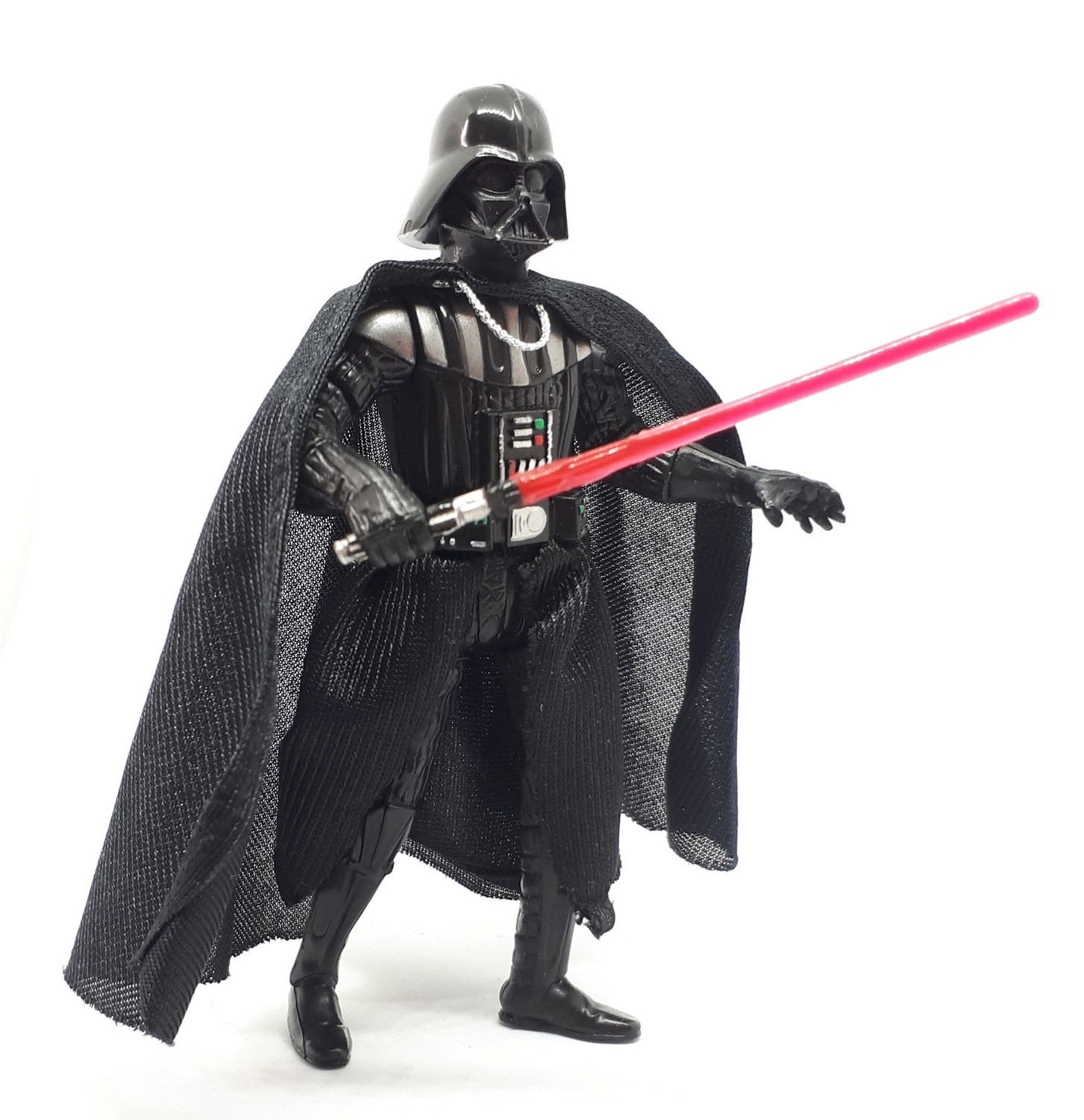 Darth Vader Lightsaber Attack Revenge Of The Sith Action Figure Iii 11