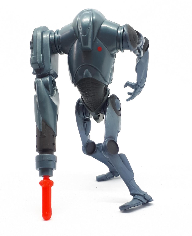 Super Battle Droid Firing Arm Blaster Revenge Of The Sith Action Figure Iii 04