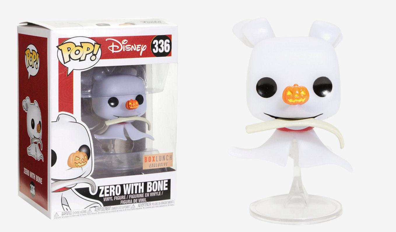 Funko Figura POP Disney NBX Zero with Bone Exclusive Chase