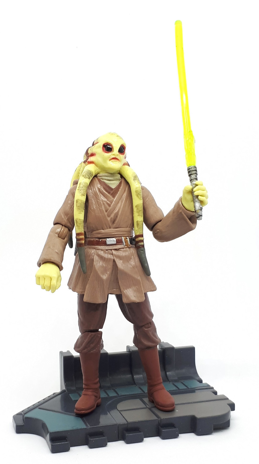 Kit Fisto Jedi Master Revenge Of The Sith Action Figure Iii 22