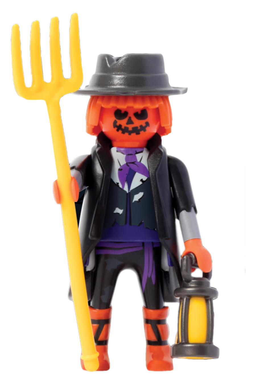 Playmobil Halloween Quick.Scarecrow French Fast Food Quick