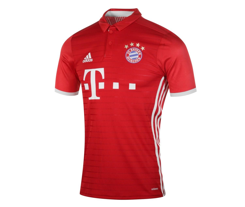 Maillot Domicile FC Bayern München Jérôme Boateng