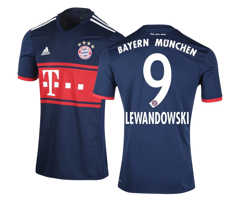 Maillot THIRD FC Bayern München Robert Lewandowski