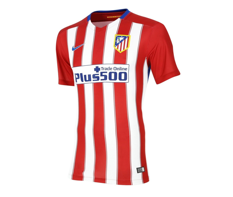 Maillot Domicile Atlético de Madrid noir