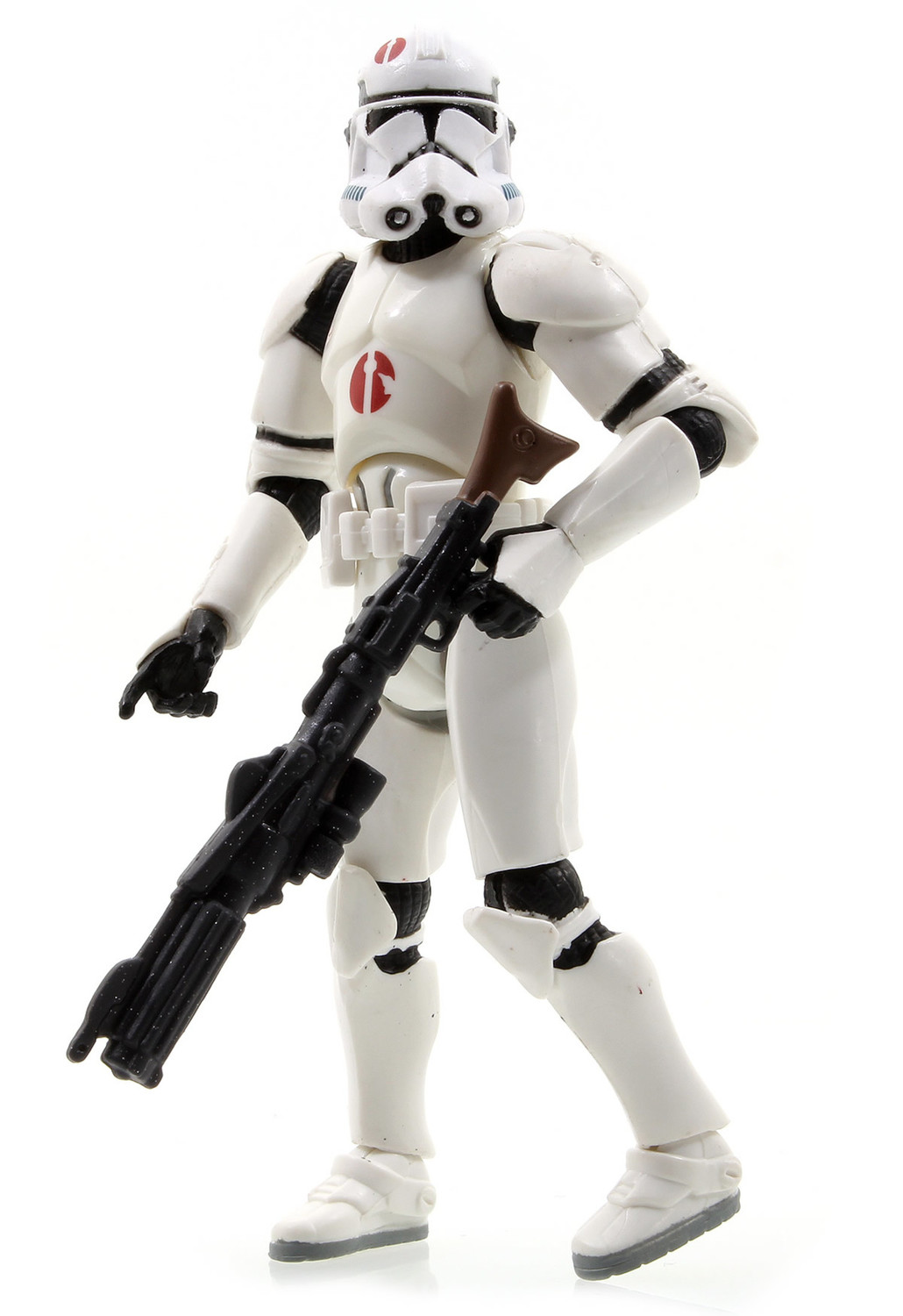 Clone Trooper Target Revenge Of The Sith Action Figure
