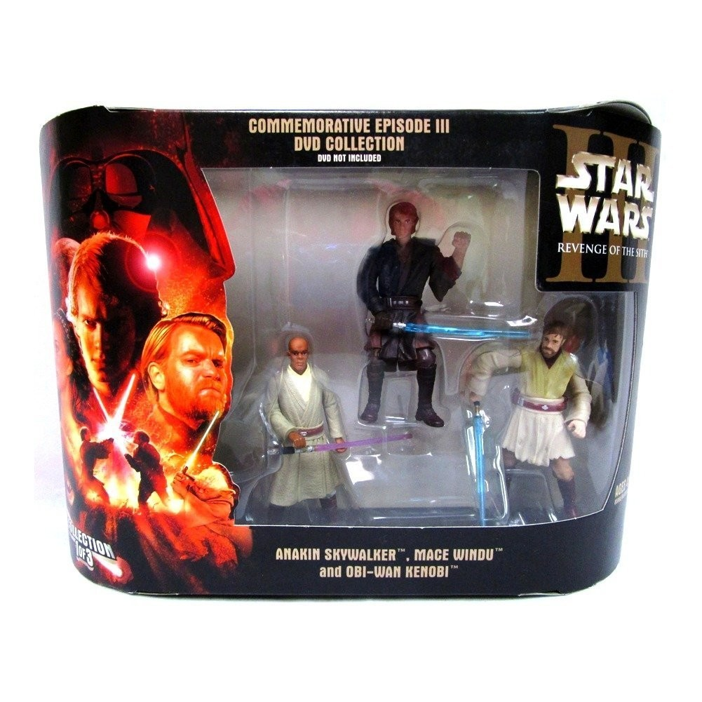 No2 Star Wars Revenge of the Sith Anakin Skywalker Action Figure