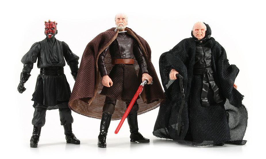 The Sith Revenge Of The Sith Action Figure