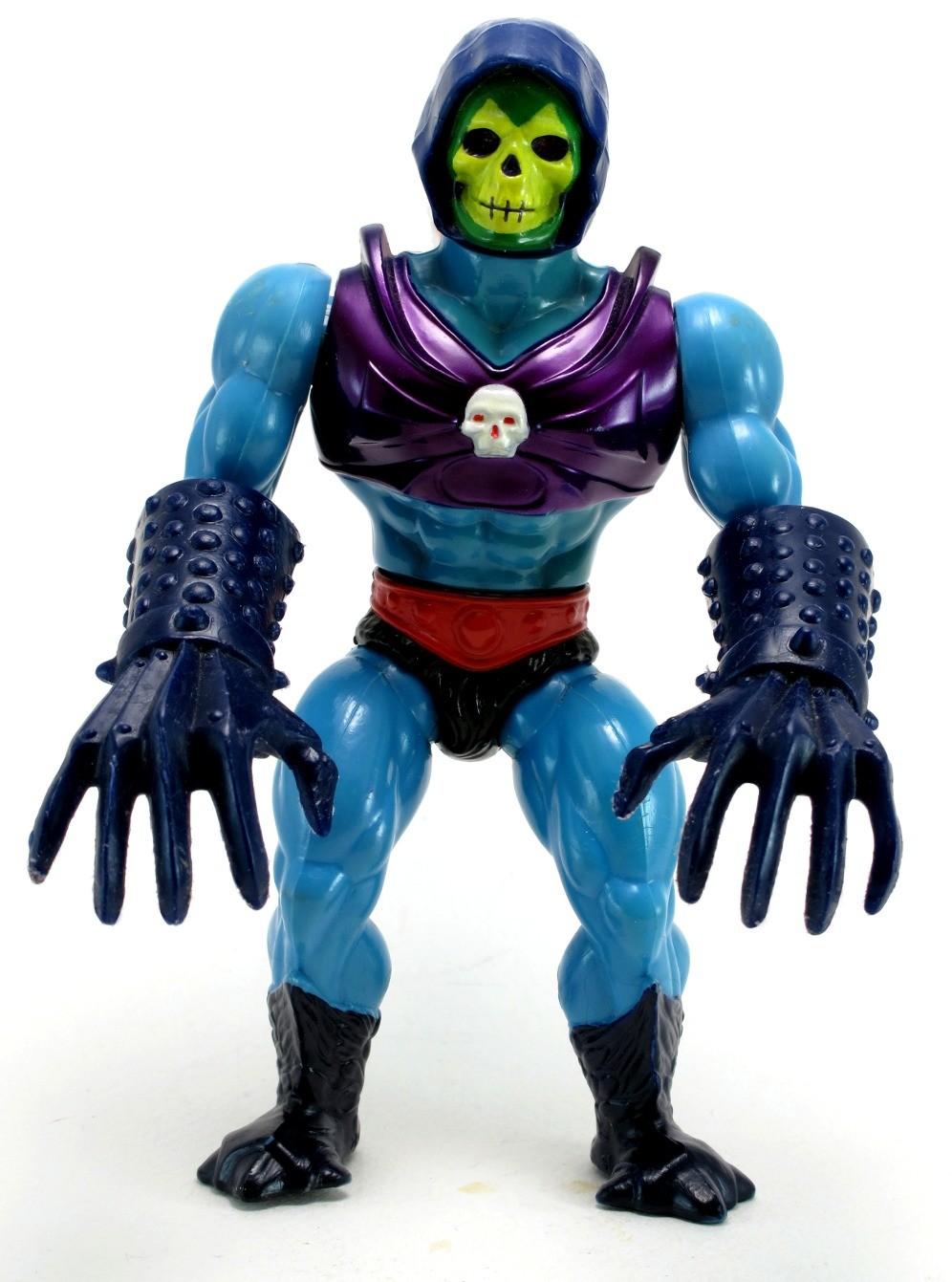 MASTER OF THE UNIVERSE CLASSICS Terror Claws Skeletor Armor MOTUC Accessory