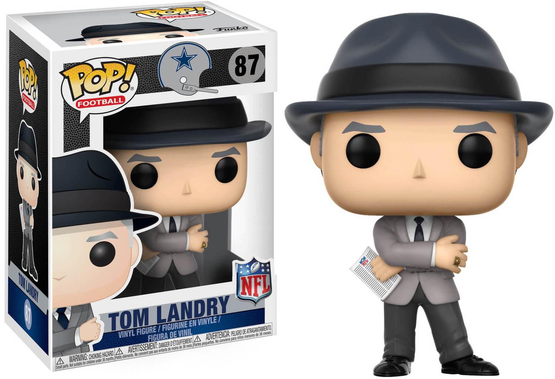 Nfl Tom Landry Pop Football Nfl 087