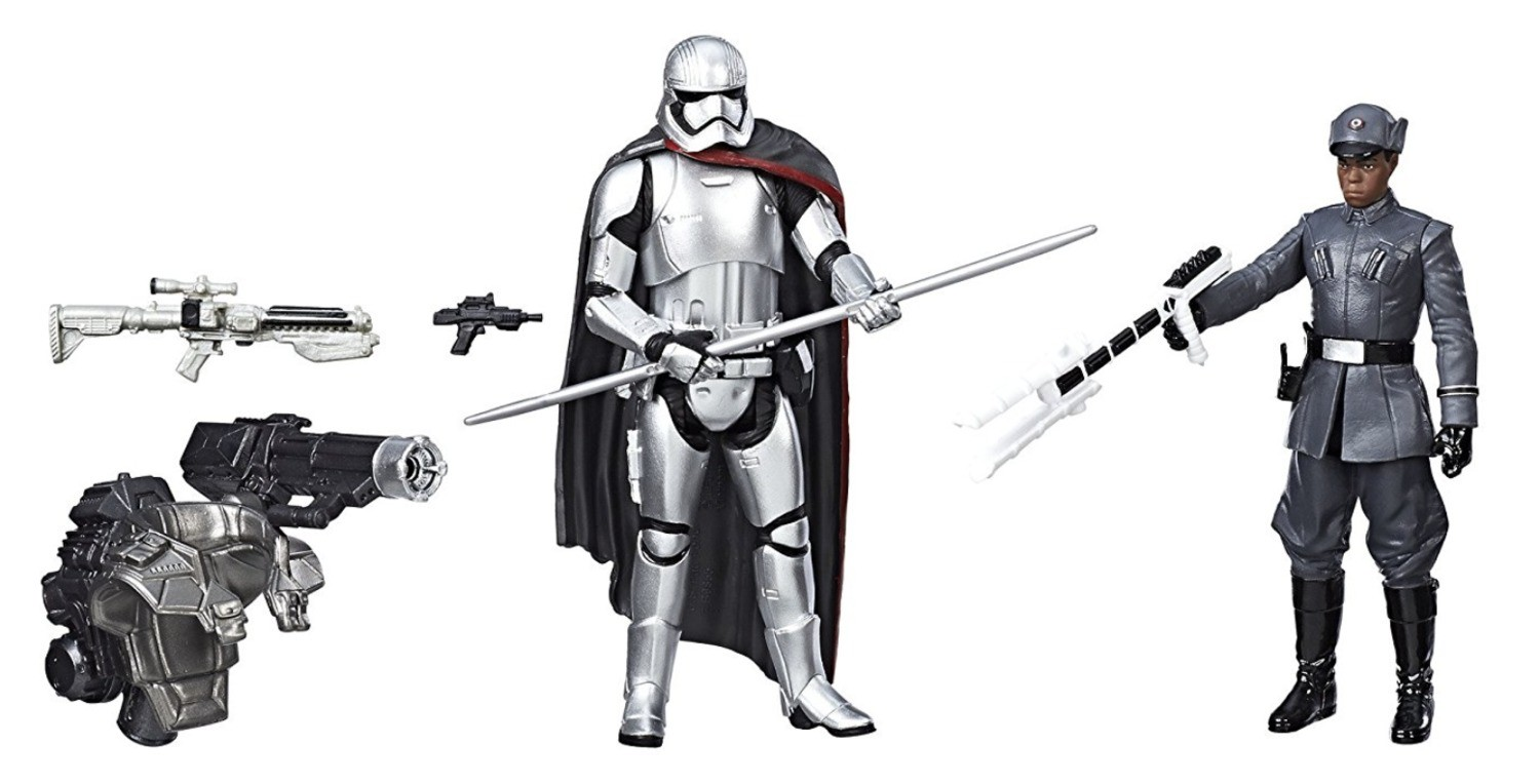 Star Wars 2015 The Black Series Captain Phasma Exclusive Action Figure 3.75 Inches Hasbro Toys B7758 The Force Awakens