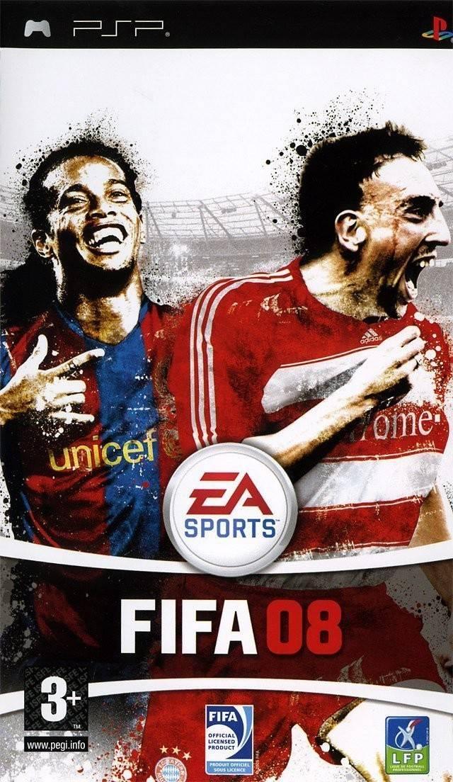 FIFA 08 - PlayStation Portable: PSP game