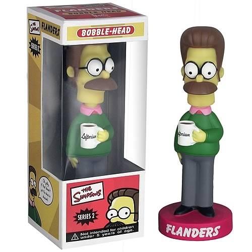 Simpsons Comic Book Guy Wacky Wobbler FunKo