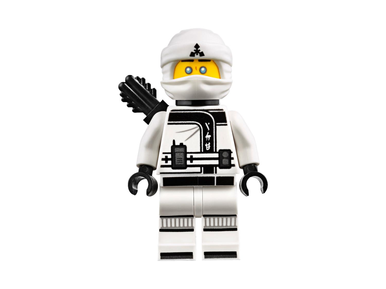 Garmadon's Volcano Lair - The LEGO Ninjago Movie set 70631