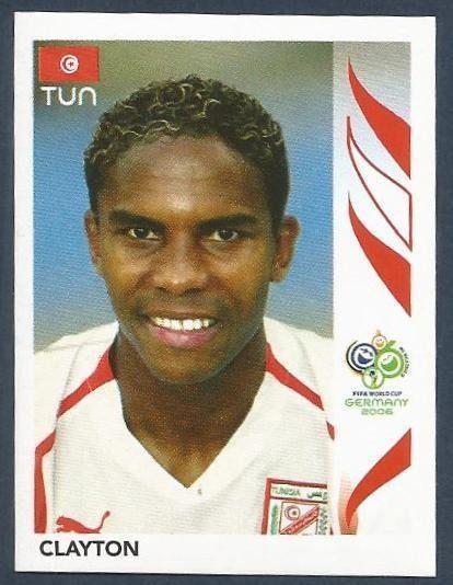 Clayton Tunisie Fifa World Cup Germany 2006 571