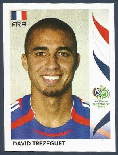 Panini 472 Gregory Coupet Frankreich FIFA WM 2006 Germany