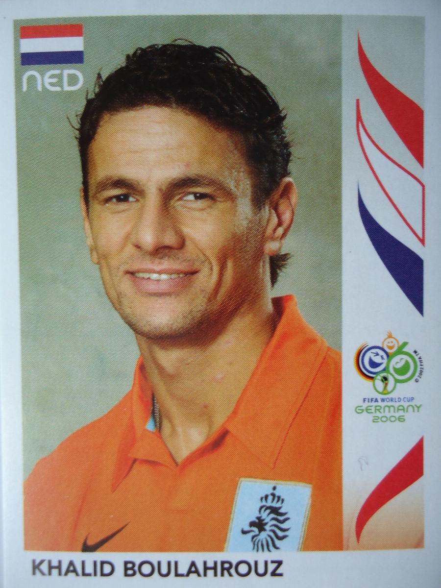 Khalid Boulahrouz - Nederland - FIFA World Cup Germany 2006 229