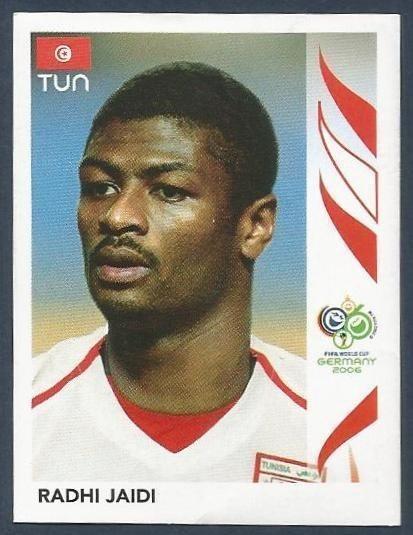 Radhi Jaidi Tunisie Fifa World Cup Germany 2006 573