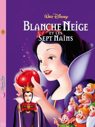 Blanche Neige Et Les Sept Nains Livre Disney Cinema