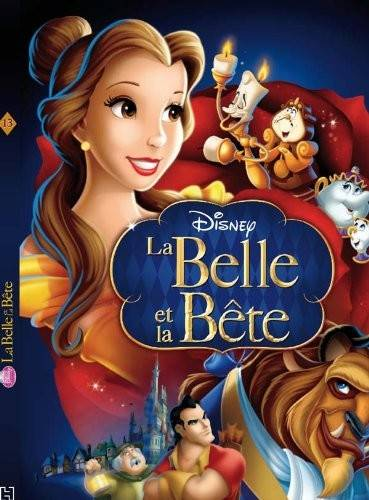 La Belle Et La Bete Livre Disney Cinema