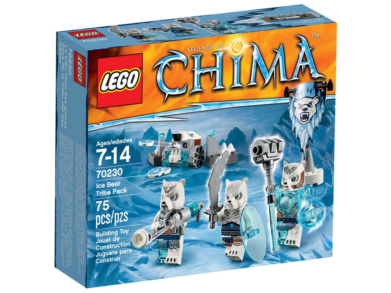 Of 70230 Ours Chima Des La Glaces Tribu Lego Legends O0PnwN8kX