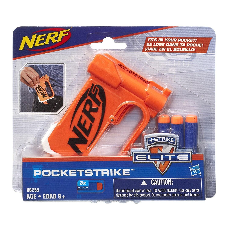 PocketStrike - Nerf N-Strike Elite