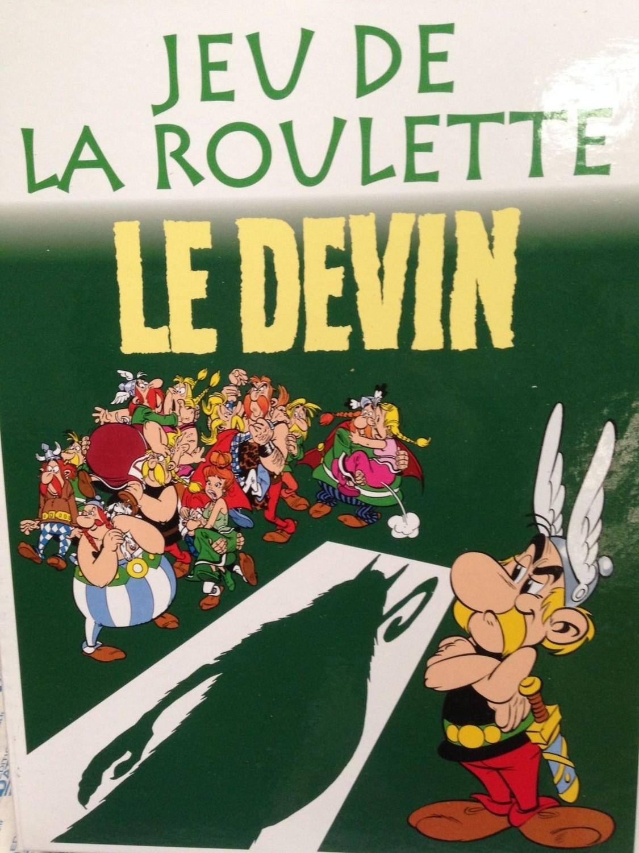 Asterix le devin n'avait pas la possibilité de faire de la voyance par téléphone, dommage!