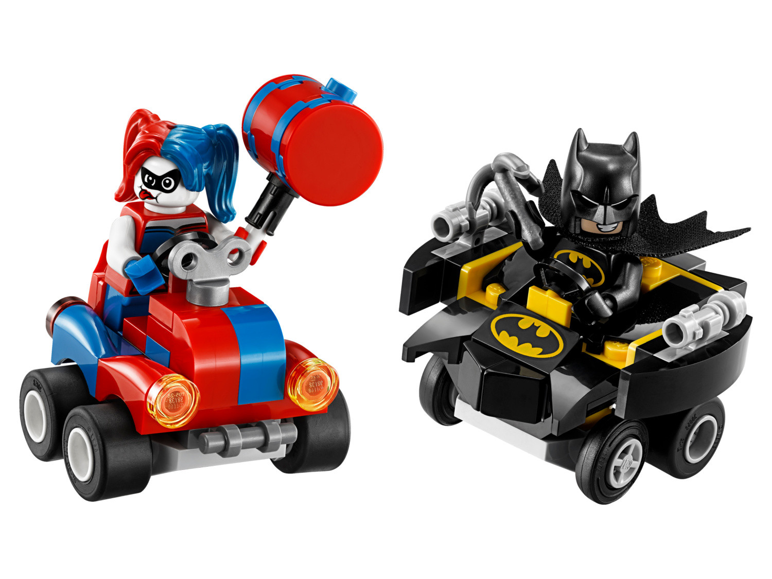 MicrosBatman Quinn Contre Harley Mighty Dc Comics Lego Super 9HIEDW2Y