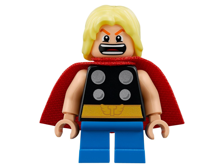 Mighty Micros : Thor Vs. Loki   LEGO MARVEL Super Heroes Set 76091