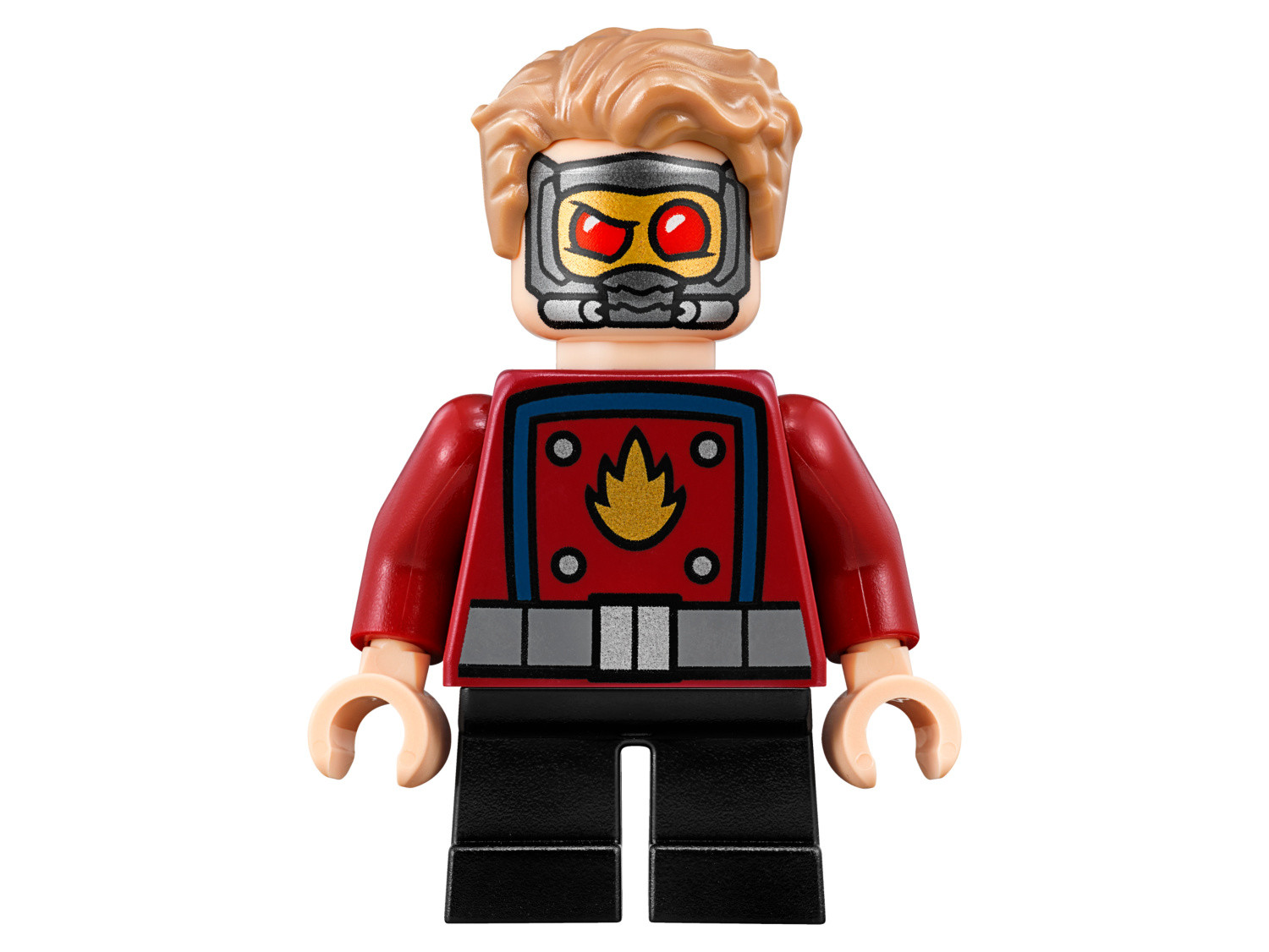 Star-Lord contro Nebula Marvel Super Heroes Lego 76090 Mighty Micros