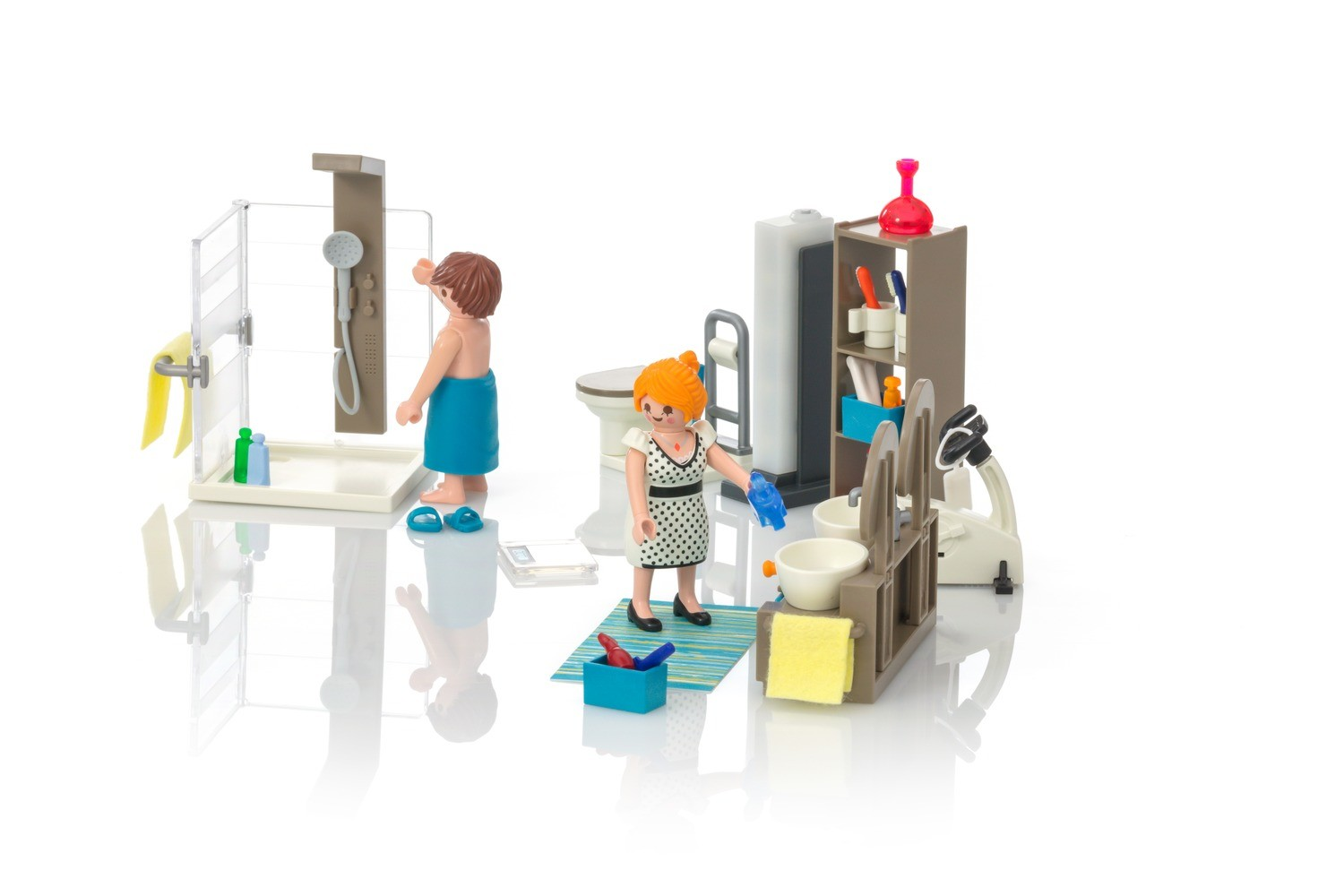 Bathroom - Playmobil sets 9268
