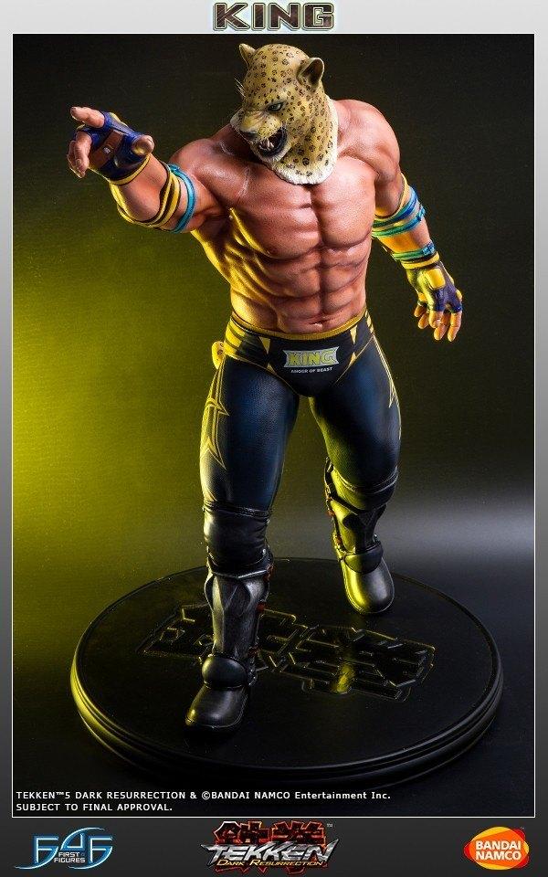 King Tekken 5 Dr First4figures F4f Action Figure