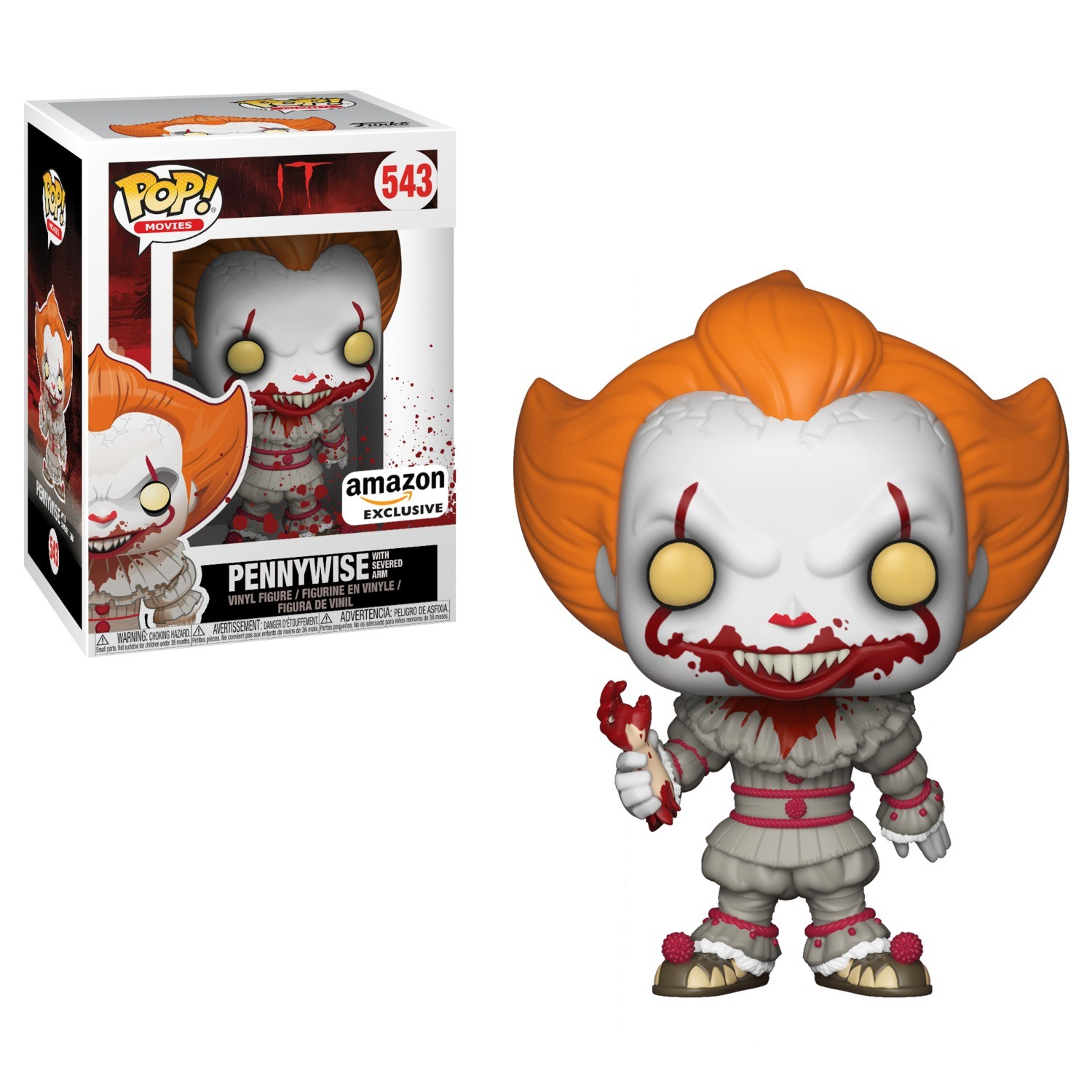figurine pop pennywise