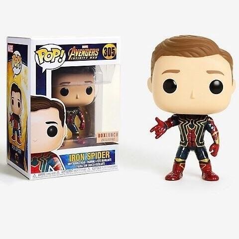 figurine pop infinity war