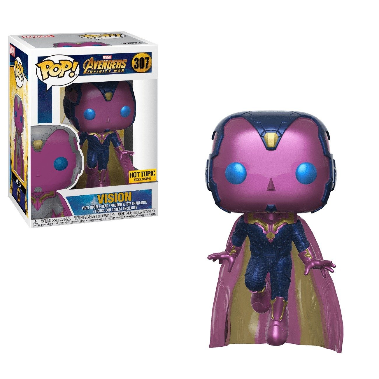 figurine pop 307