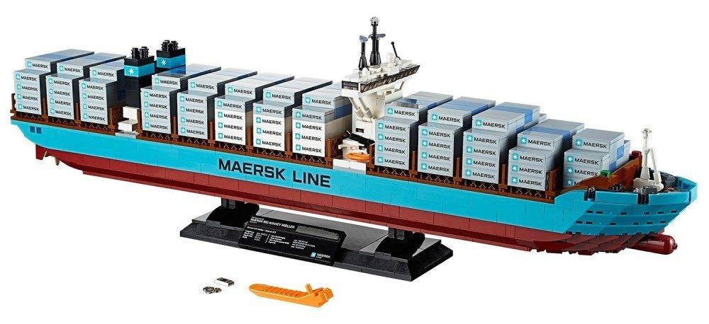 Maersk Line Triple-E - LEGO Creator set 10241