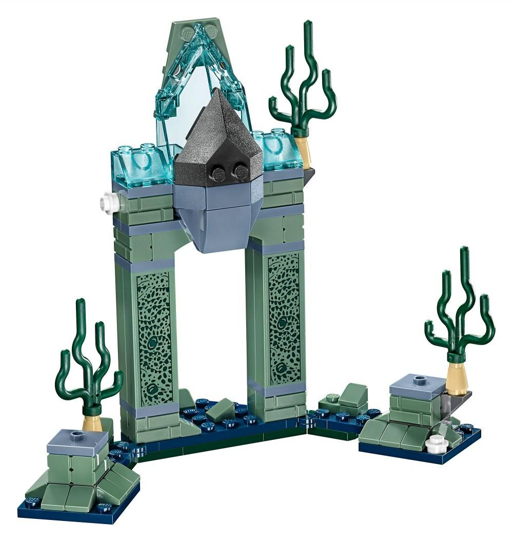 76085 SUPER HEROES LEGO LA BATAILLE D/'ATLANTIS