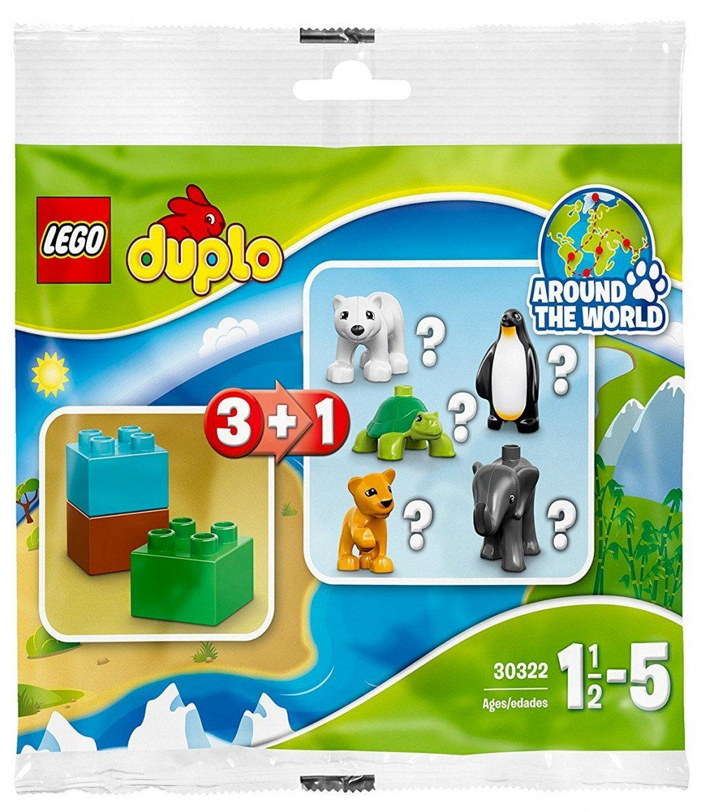 30325 LEGO DUPLO-Mon Premier Dinosaure