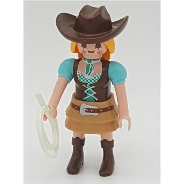 cowgirl playmobil figures series 13 9333 - Play Mobile Fille