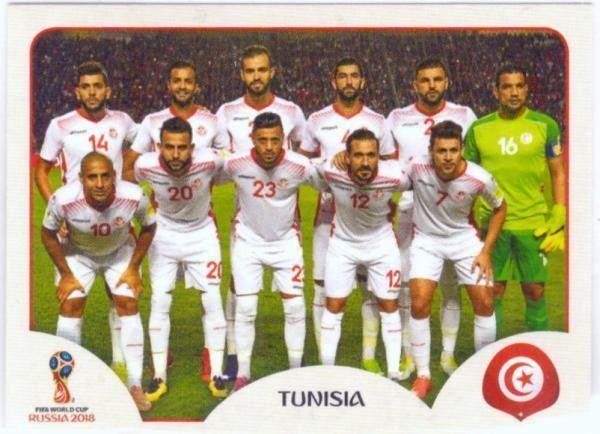 Team Photo Tunisia Fifa World Cup Russia 2018 553