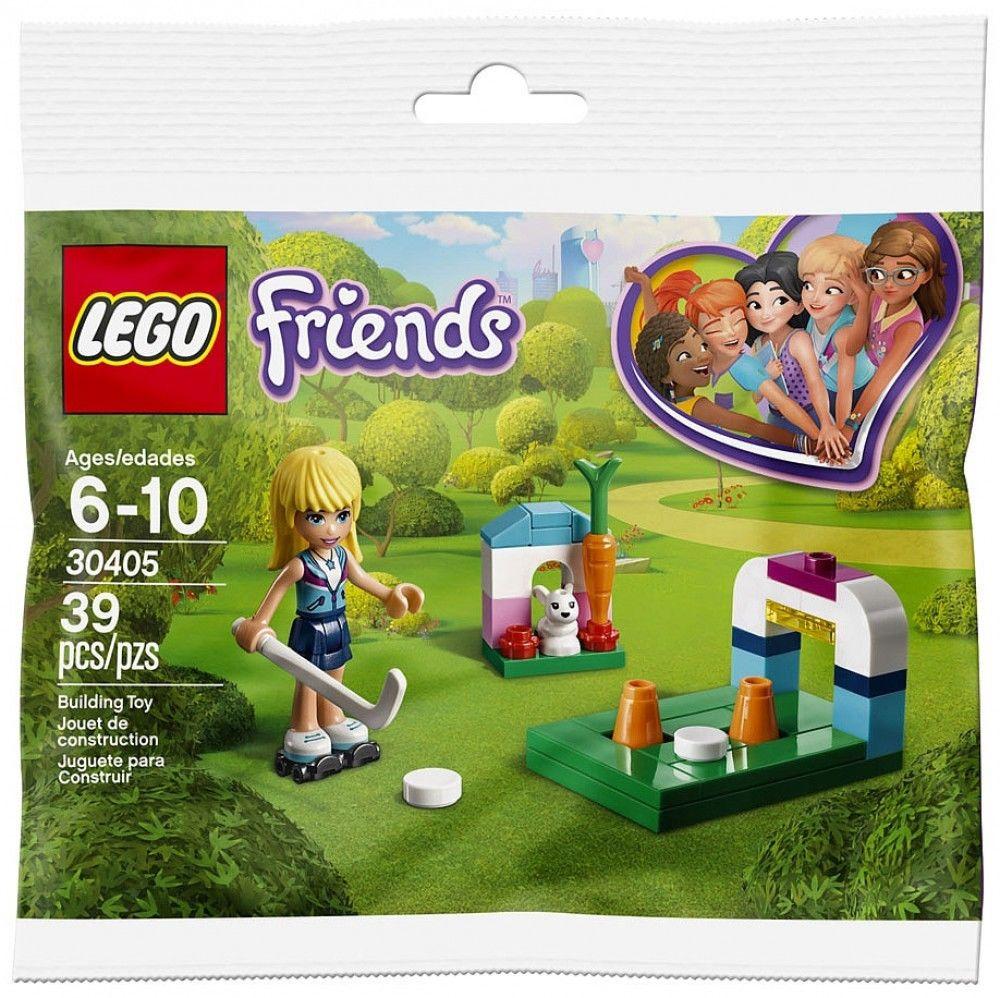 Hockey Practice Friends 30405 Lego Set Stephanie's TJ3lFK1c